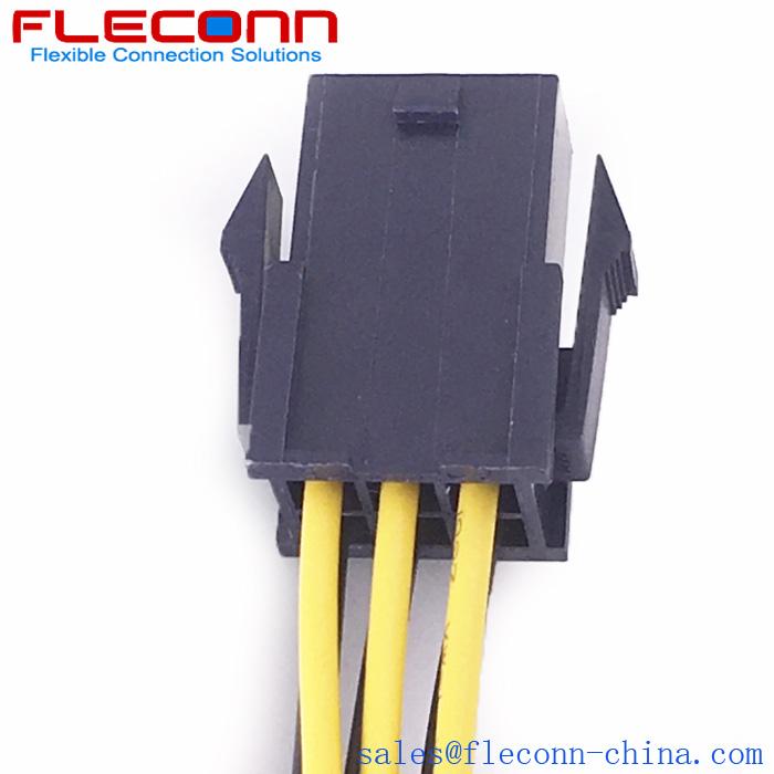 Molex 4 2mm Pitch Mini Fit Jr 46993 6 Pin Wire Harness