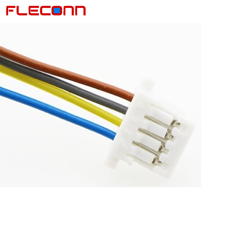 1.0mm Pitch JST SH Connector Wire Harness, 2 3 4 5 6 7 8 9 ... on