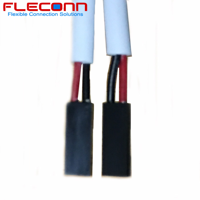 2.54 mm Pitch 2 Pin Connector Cable Harness with UL2517 Resisting 105 ℃ High Temperature Cable.jpg