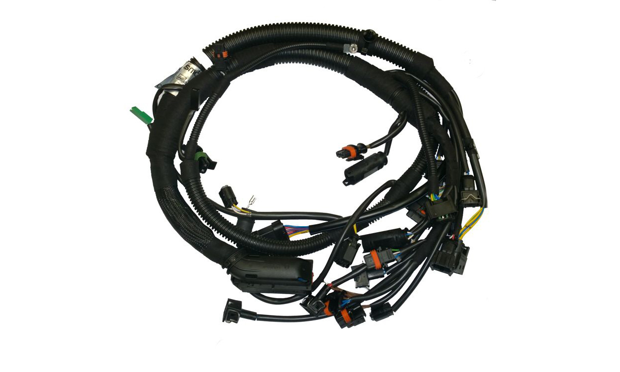 Design and manufacturing cable looms wire loom, wiring looms for OEM/ODM