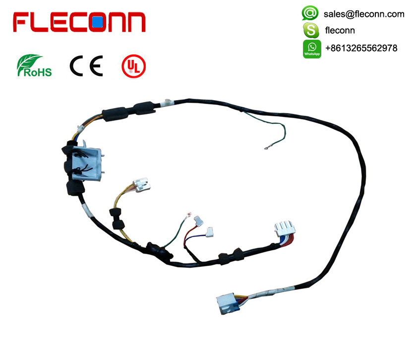 Wiring looms, Cable loom, Wire harnesses Manufacturing