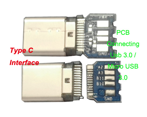 I/O USB Connectors