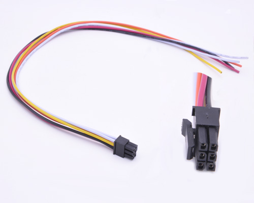 molex 43025-0600 3.0mm pitch 6 pin wire harness manufacturer saab 9 3 wire harness