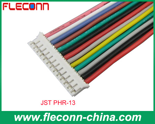 JST PHR-13 2.0mm Pitch Wire Harness Assembly