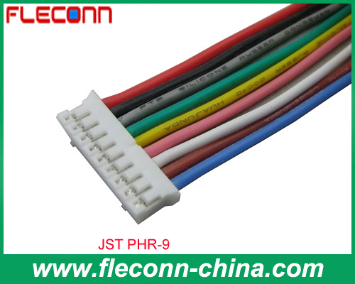 JST PHR-9 PH Series Cable Assembly, Terminal Wire Manufacturer
