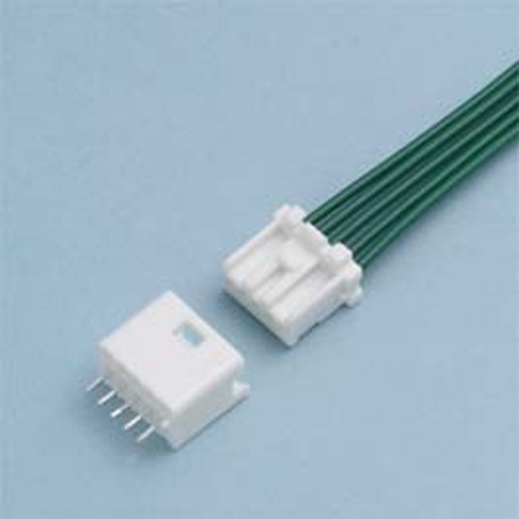 JST PNI 2.0mm Pitch Wire to Board Connector with UL1061 22AWG Wire Harness