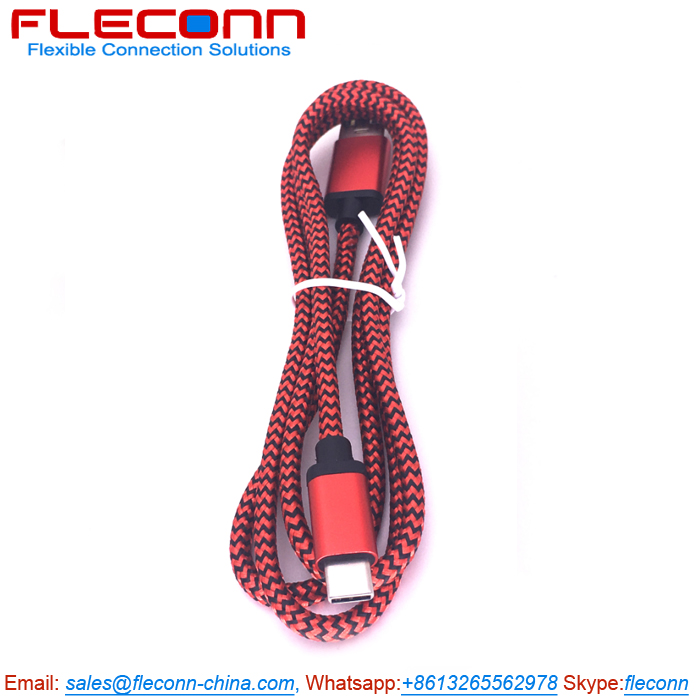 USB Type C Cable, Best Manufacturer, Supplier in China - FLECONN