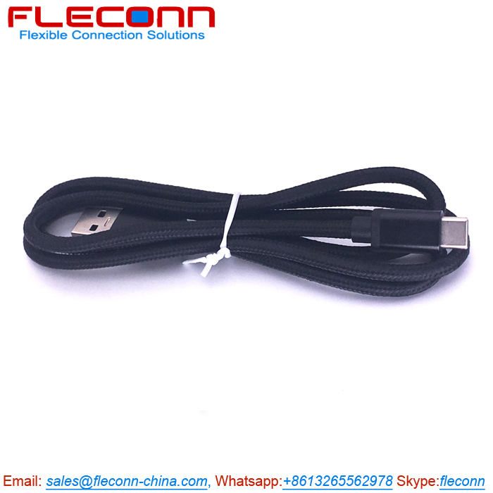 USB Type A to Type C Cable, Manufacturer & Supplier in China.jpg