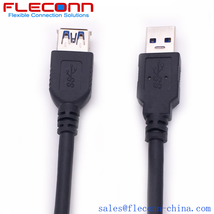 USB 3.0 Male to Female Extension Cable