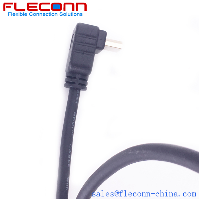 High Speed HDMI Male Audio and Video Cable