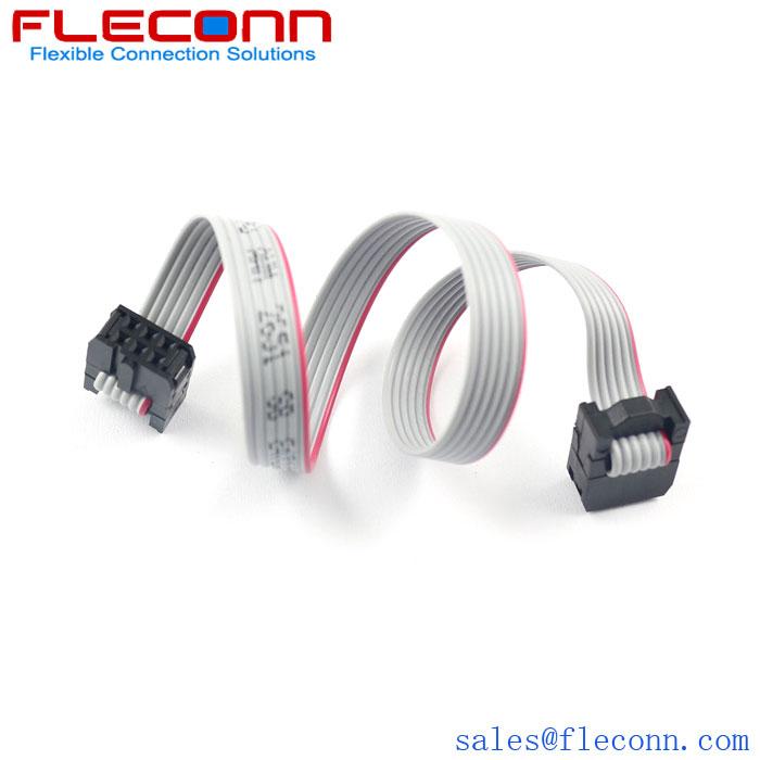 IDC Ribbon Cable 6 Pin