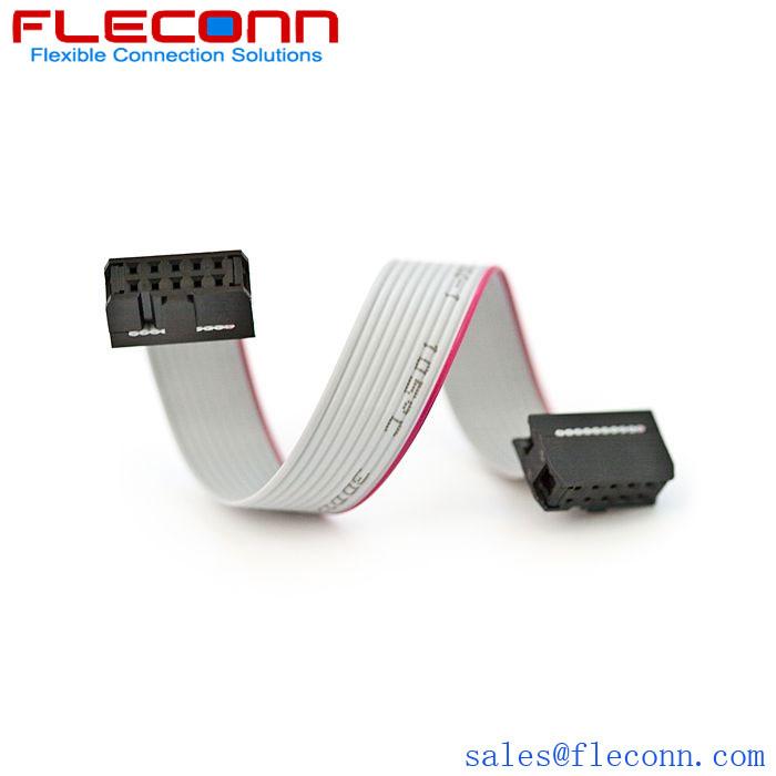 UL2561 10 Pin Flat Ribbon Cable